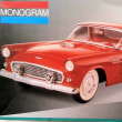 MONOGRAM '56 Ford Thunderbird 初回