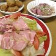 肉料理三種