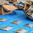 AKBのCD585枚投棄 容疑の男を書類送検 「処分困り」山に