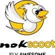 nok scoot 24/L 離陸シーン  機首はノックスバードだ‼️
