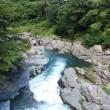 秋川渓谷方面