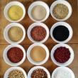 9月8日(土)<雑穀ごはん付>「雑穀&豆のワークショップ」を開催します!