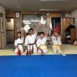 ジュニアAクラス 11/17(金) 型試合