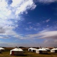 モンゴルの景色