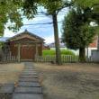 奈良県社寺巡りの旅・第260回多久虫玉神社/奈良県大和高田市礒野町