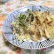 ヤマベと山菜の天ぷら・・・当分食べられないのが悲しいけど