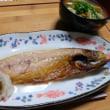 「鯖の開き」390kcal