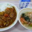 平成29年10月20日(金)給食