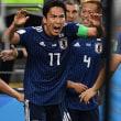 < 2018FIFAワールドカップ ロシア>日本とセネガル、2対2で引き分け サッカーW杯ロシア大会グループステージ