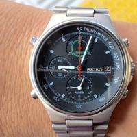 今日の腕時計 11/29 SEIKO SPEED MASTER 7T42-6A10