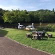 1日は、丹生川ダム〜美女高原周回。3時間チョイのライド。