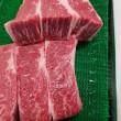 肩バラ肉を使った大角切り煮込み用と2種類の角切りを提供しています