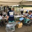現実と乖離した避難計画/国と佐賀県、関係自治体で原子力防災訓練