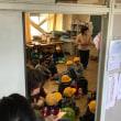 津波避難訓練へ