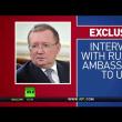 元ロシアのスパイ殺人未遂で、イギリスはロシア外交官23人追放。