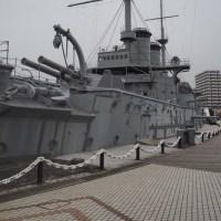 横須賀軍港めぐり&戦艦三笠