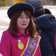 大村藩宿場まつり  大村フラワー大使・田渕加奈子  2018・2・11