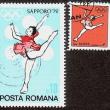 こういう変な切手が好きです
