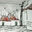1527.ヴィラ・ド・ビスポの町角