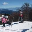 スキーシーズン ☆楽しい休日♪