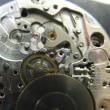セイコーロードマチック5216キャリバーを修理です