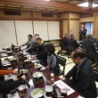 平成29年度第2回 北陸電友会石川県支部役員会模様
