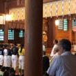開拓神社杯閉会式&お神輿渡御