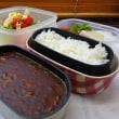 ツナとエビのカレーのお弁当と、シンプルな旅