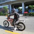 ガッツな納車がありました!KTM FREERIDE 350 リクルスクラッチ!