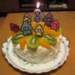 8歳のお誕生日!