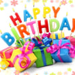 ♪ Happy  Birthday ♪