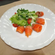 ★白身魚のマリネ、サラダ仕立て★