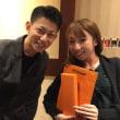 卒業生来訪( ´艸`)  あっちゃん&た~くん with 三浦×2