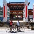 24会のメンバーが耕三寺までサイクリングをしました。