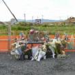 宮城県南三陸町の防災庁舎跡