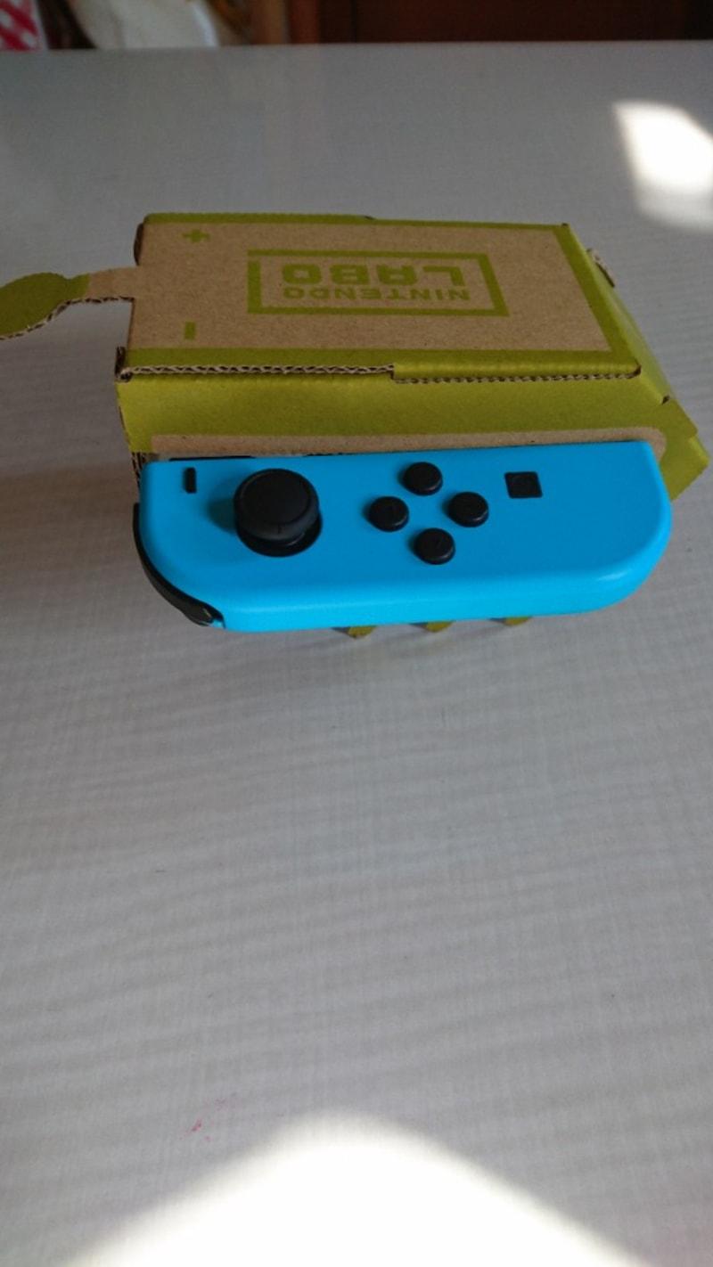 Nintendo labo 作る
