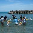 最高の海浜保育
