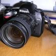 2台目の一眼レフカメラ