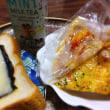 朝食みたいな夕食ψ(`∇´)ψ