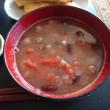 お昼ご飯は鮭ハラス焼き