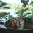 木曽川の丸山ダムカレー