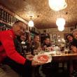 尾張→三河→美濃→信濃→越後、寿司パーティー
