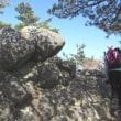 先日の下見で登れなかった「観音山」に登りました