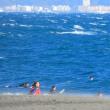 『南西の風』 北浜海岸
