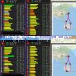 2018/05/22-05/23: スマホQZSS/GNSS:S-Que, Zenfone3 Laserカナリア機, QZSS軌道モニタリング記録