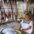 マヤ人の一般家庭訪問