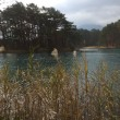 神秘的な五色沼