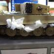 GROUND ARMOR のTIGER I の履帯を改造する