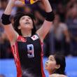 中国 3:1 日本 第19回世界ジュニア女子選手権大会(U-20)