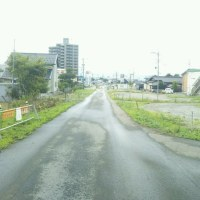 危機管理建設委員会と高田若槻線の進捗状況を現地調査